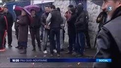 Une semaine de grève à l'usine Lindt d'Oloron-Ste-Marie (64)