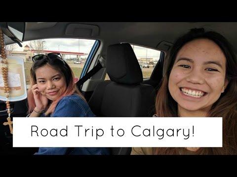 Road Trip to Calgary!