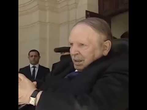 ALGIERS - President Bouteflika inaugurated Ketchaoua Masjid after renovation 2018