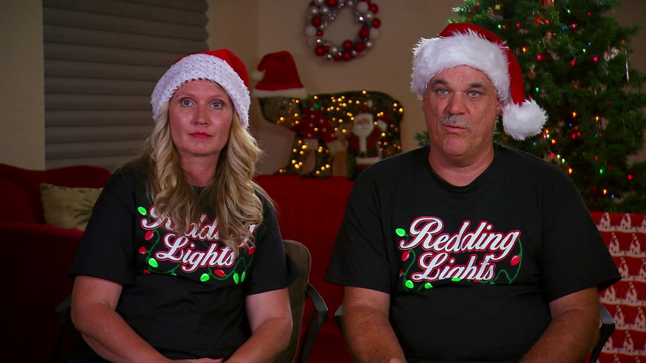 Redding Lights on ABC's The Great Christmas Light Fight - YouTube