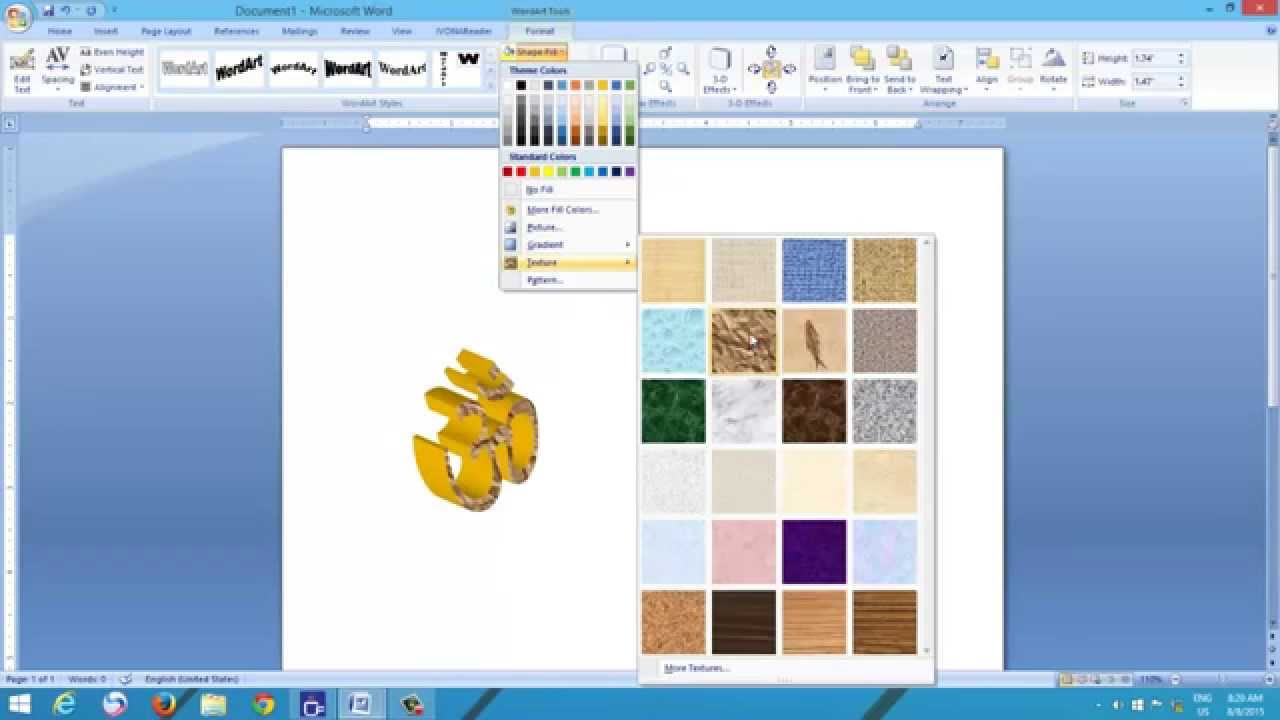 How to insert symbols or special characters in documents microsoft how to insert symbols or special characters in documents microsoft word 2016 tutorial youtube biocorpaavc Images