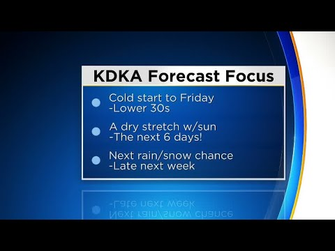 Reporter Update: Latest Morning Weather Update From Kristin Emery