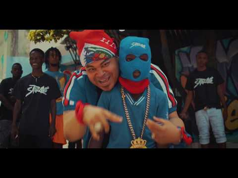 Haitian Fresh - Sanzave Feat. Zoey Dollaz (produced By Sanzaves) [Official Music Video]