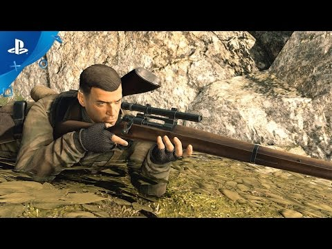 Sniper Elite 4 - 101 Gameplay Trailer | PS4