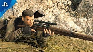 Sniper Elite 4 - 101 Gameplay Trailer | PS4