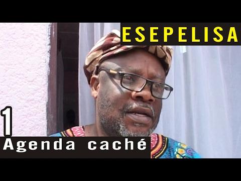 Agenda Caché VOL 1 - Nouveau Theatre Esepelisa 2017 - Christan Mpeti - Esepelisa - Groupe Elonga