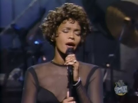 Whitney Houston - All The Man That I Need (Live at SNL 1991)[Audio]