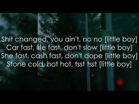 Token - Little Boy (Lyrics)