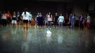 PSM UAJY - Yamko Rambe Yamko (First Rehearsal)