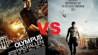 Olympus Has Fallen vs. White House Down - Movie Reviews by Dylan Campbell