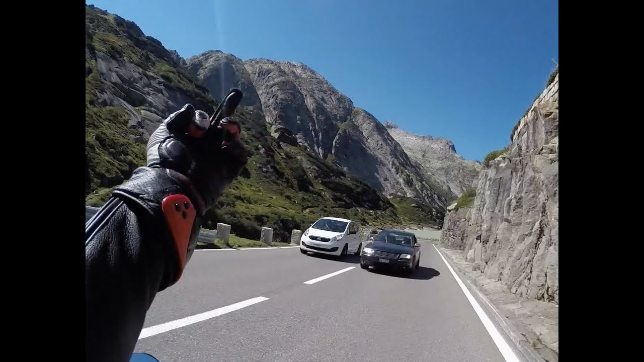 Ride The Alps One Long Motorcycle Sunday In Switzerland