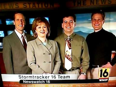 WNEP Stormtracker 16 Team Bump