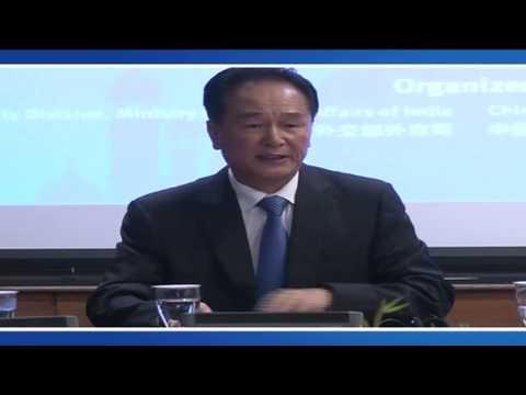 Inauguration of India-China Media Forum at New Delhi (Sept 16, 2013)