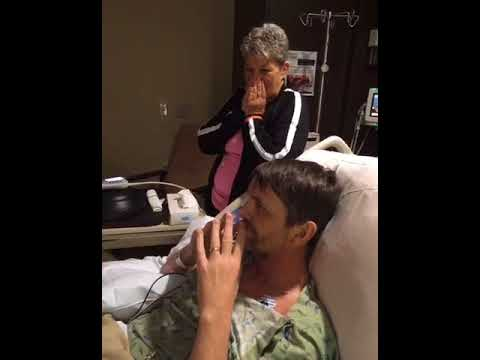 Evie Clair's Dad Reacts To AGT Results From Hospital