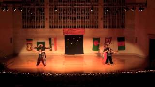 Smith College EKTA Presents Jhalak 2013-Dartmouth Raaz