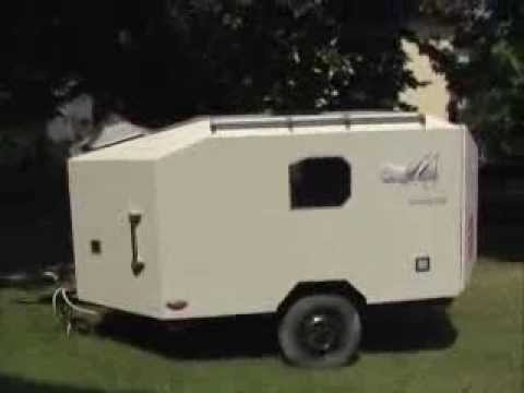 Off Road Camper Trailer