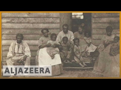 🇺🇸 Slavery reparations become an issue for US presidential race | Al Jazeera