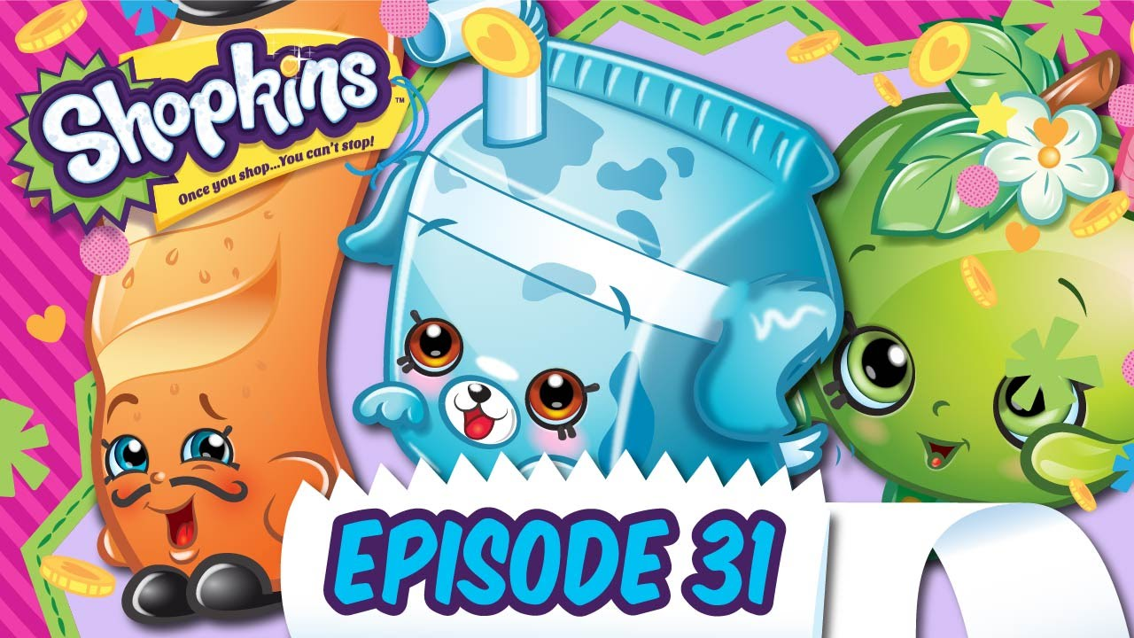 shopkins cartoon episode - photo #25