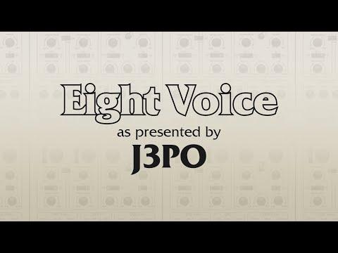 J3PO Meets Cherry Audio Eight Voice