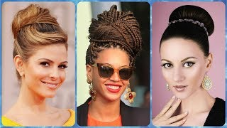 Top 20 modne fryzury upięcia