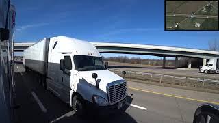 February 27, 2018/259 New London to Columbus Ohio
