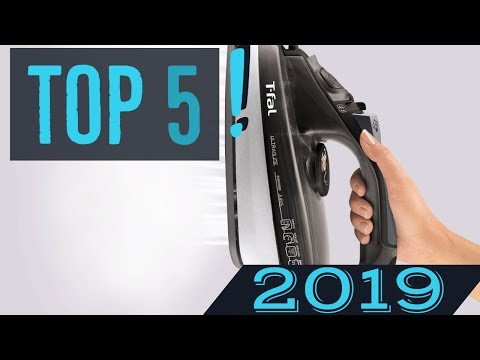 Best Steam Irons In 2020