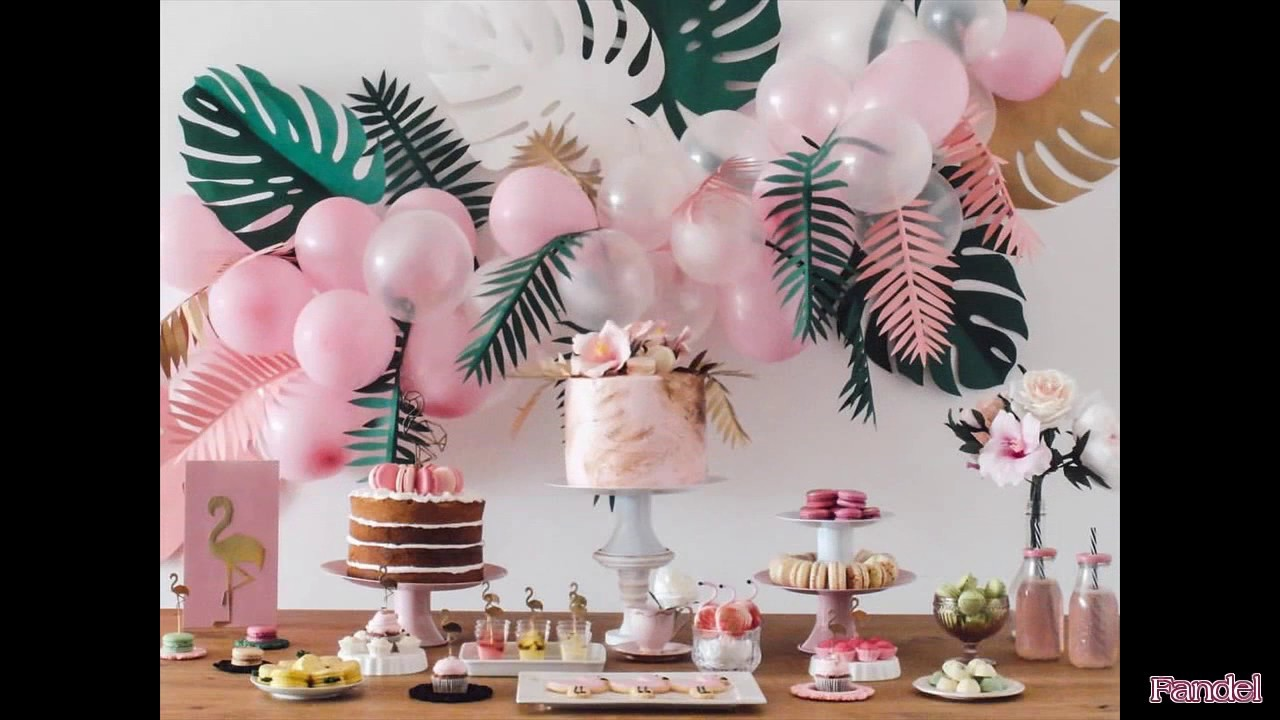 Cool Birthday Party Ideas For Teenage Girl Youtube