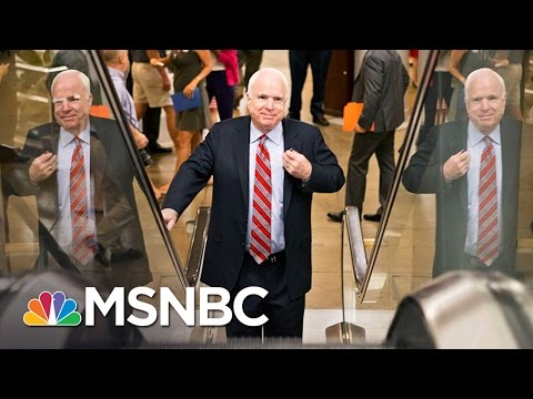 Why We Love John McCain | Morning Joe | MSNBC