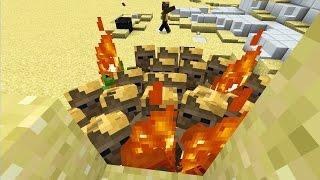 Die ZOMBIEAPOKALYPSE beginnt! - Minecraft Modpack Forever Stranded #02