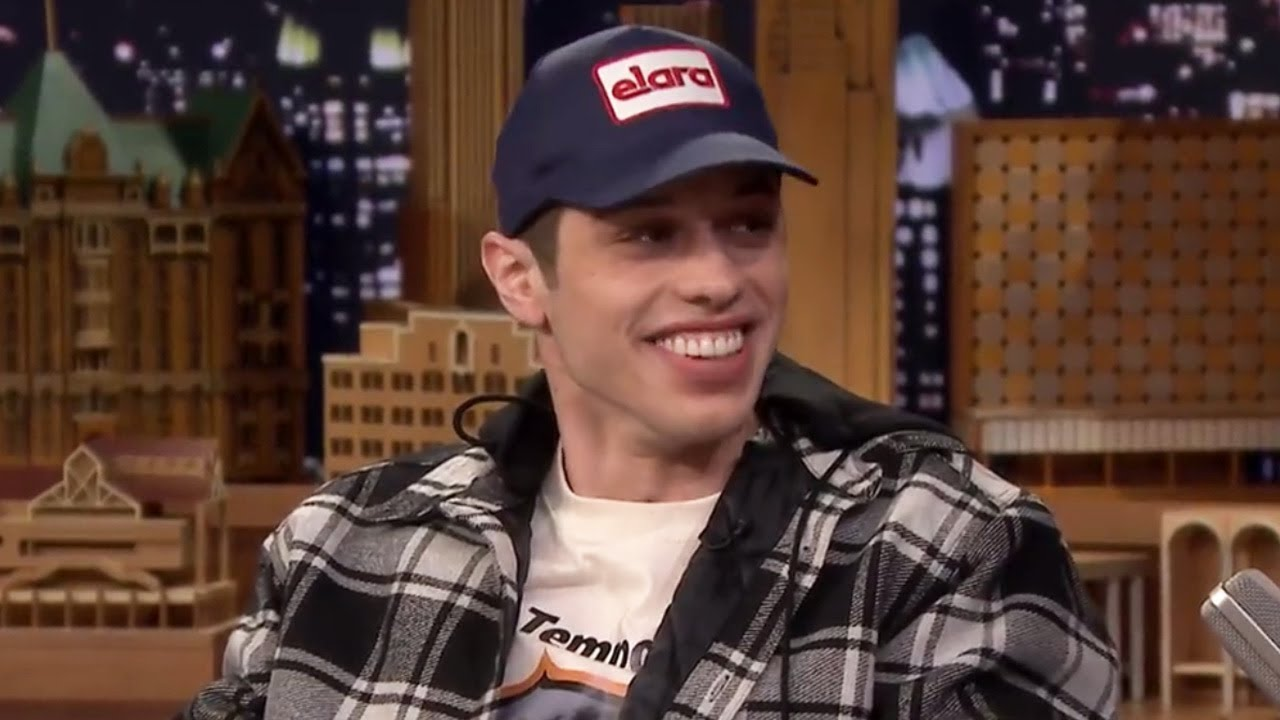 Pete Davidson CONFIRMS Engagement to Ariana Grande & GUSHES About Fiancee