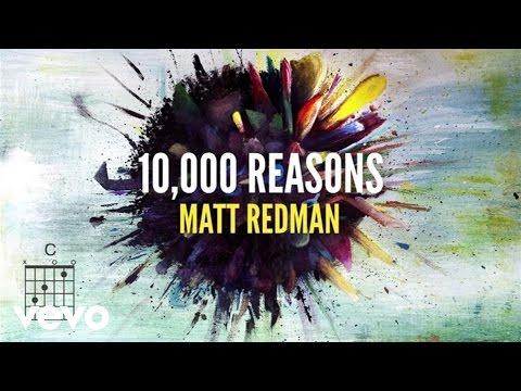10000 Reasons Lyrics Chords Matt Redman Weareworship Usa
