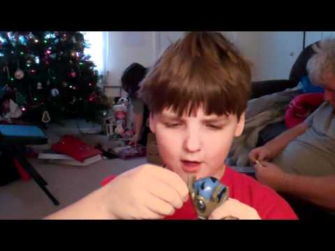 Ben 10 Ultimate Alien And Star Wars Toy Review-Ultimate Swampfire And Darth Vader