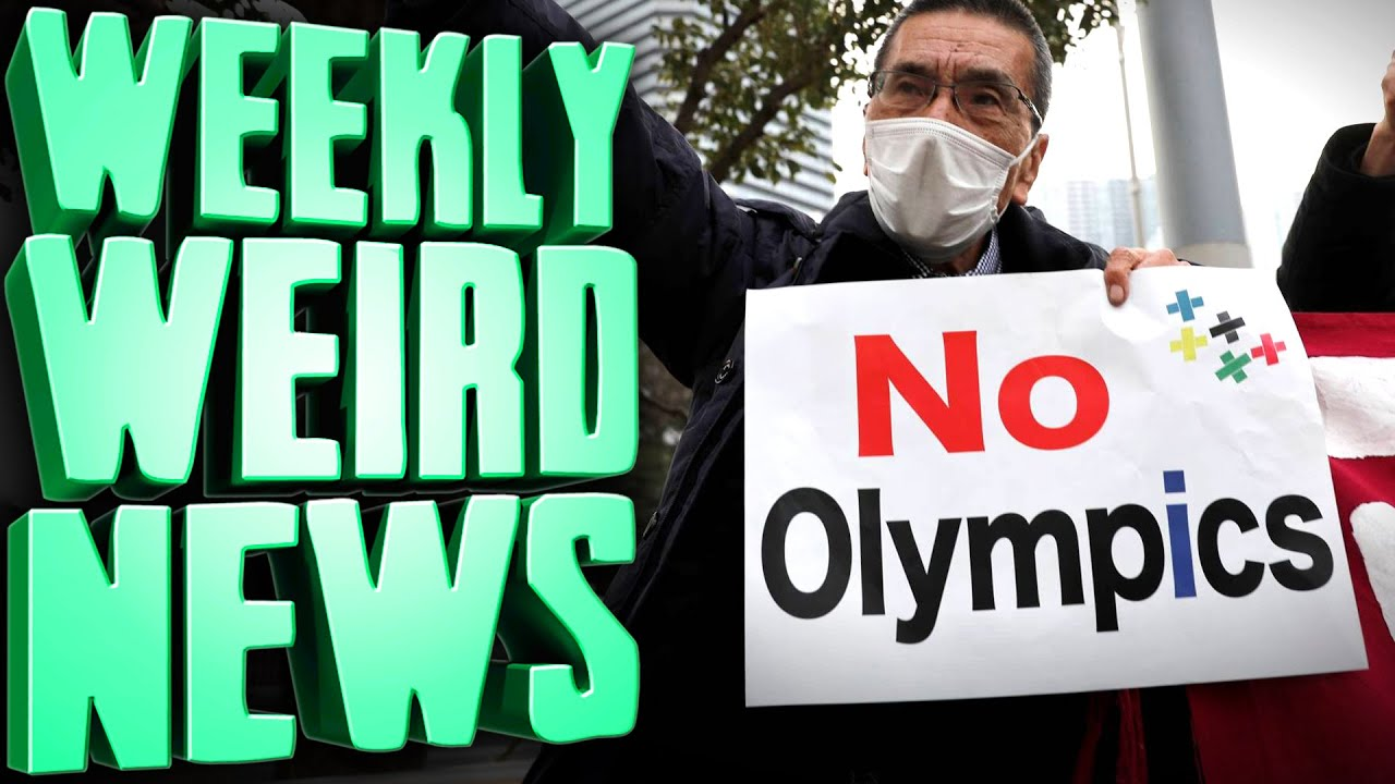 The Olympics Are CANCELED! - Weekly Weird News