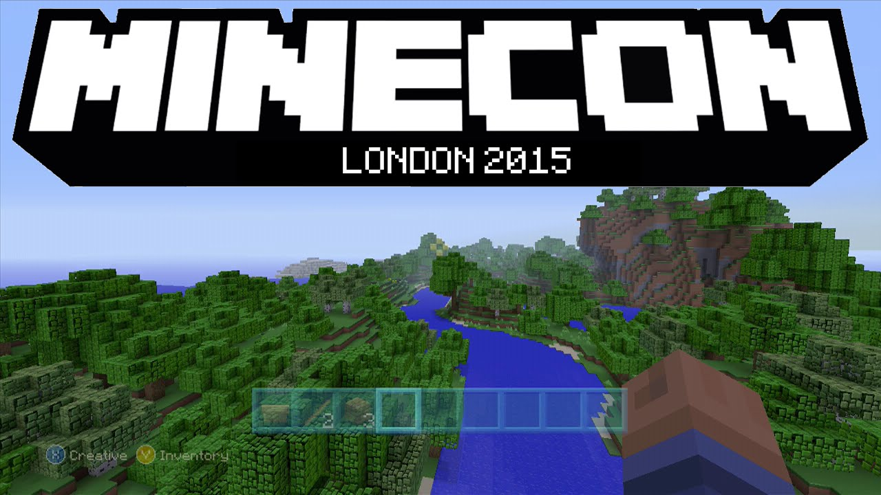 MINECON 2015 - WHO PLANS ON GOING? + MORE INFO!