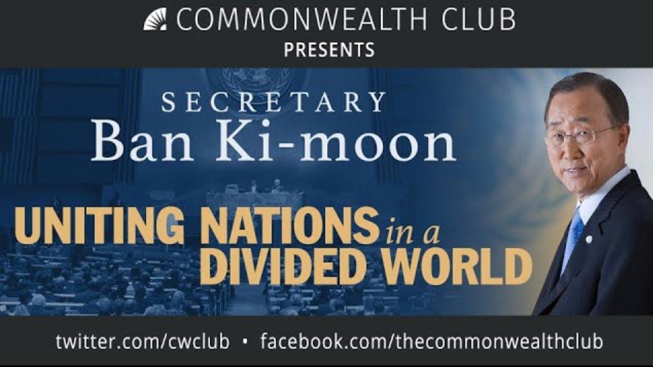 Download Secretary Ban Ki-moon: Uniting Nations in a Divided World