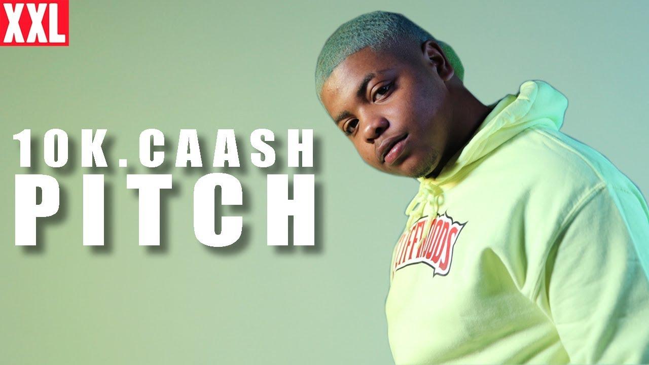 Sheff Gs 2020 XXL Freshman Pitch - YouTube