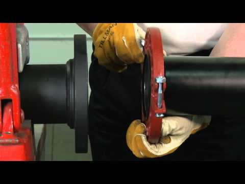Anvil International - Fittings and Flanges - 7012 Gruvlok Flange Installation Video