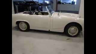 1962 Austin Healy Sprite MkII