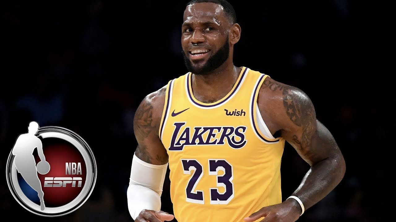 d9f8a4ad5bf LeBron James ignites crowd in Los Angeles Lakers preseason debut vs Denver  Nuggets