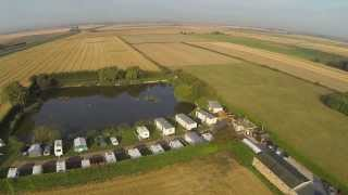 Lake Ross. Caravan, Camping and Fishing near Spalding in Lincolnshire
