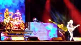 """Judas Priest """"Beyond The Realms Of Death"""" Corpus Christi, Texas 11/02/2014"""