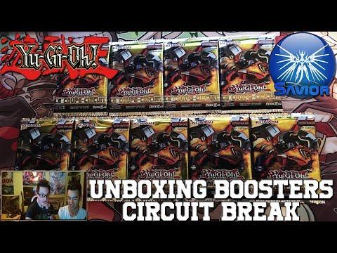 Yu-Gi-Oh! Unboxing Boosters : Circuit Break With Antoine! [FR] [SAVIOR].