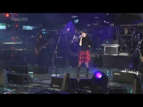 자우림 자우림(Jaurim) - 미안해 널 미워해(Live).avi