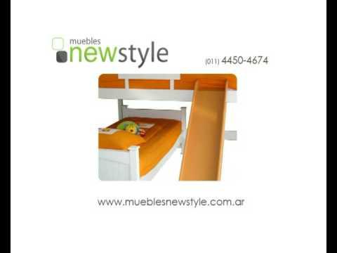 Fabrica de Muebles New Style - Muebles Juveniles Muebles ...