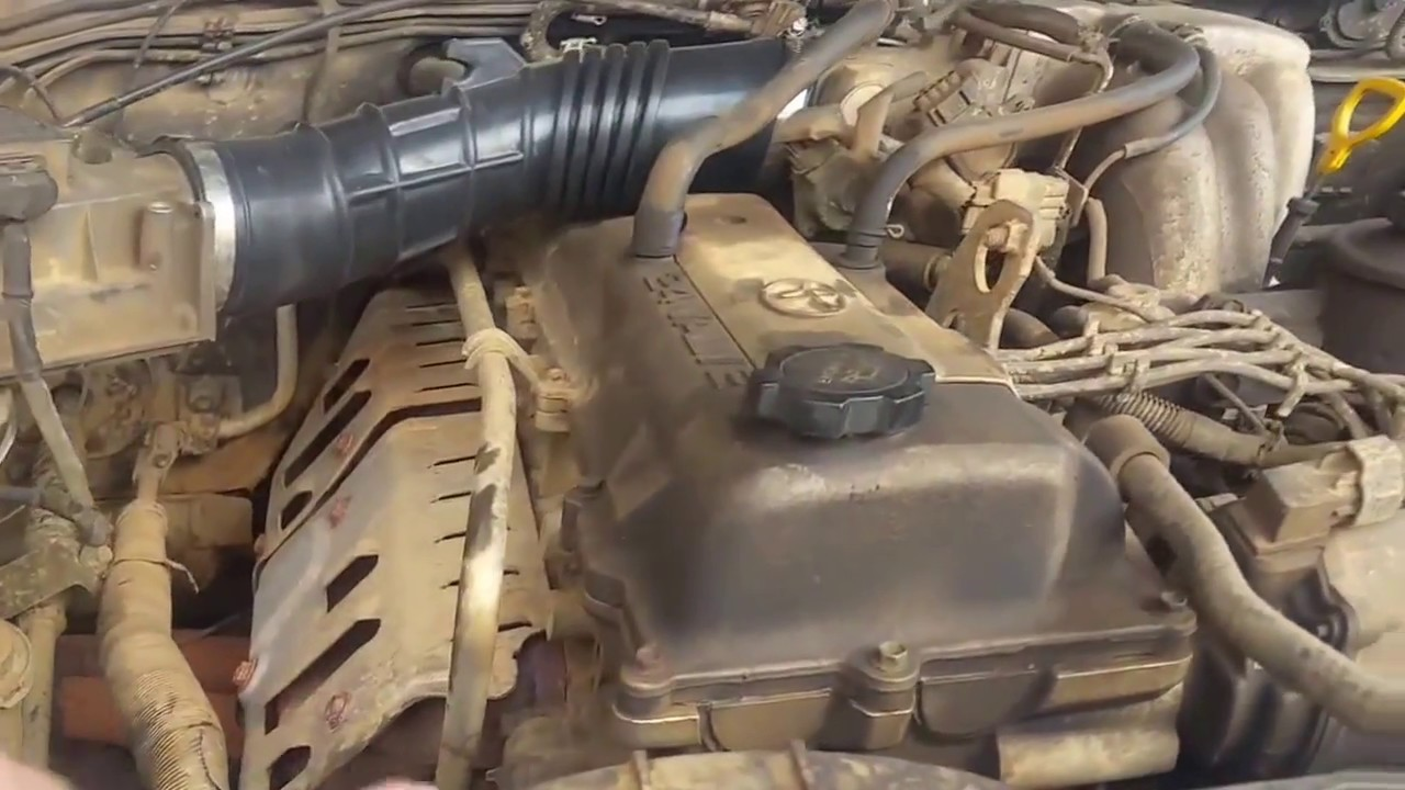 80series Service Part 1 Cooling System