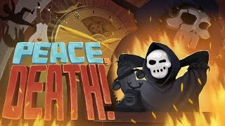 РАБОТА НА АНГЕЛОВ АПОКАЛИПСИСА - Peace, Death!