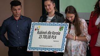 Ponad 23 tys. złotych dla Karola.