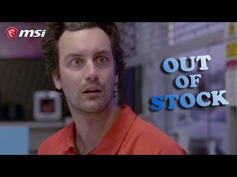 Episode 3 – Out of Stock | Boost in a Flash | MSI