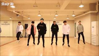 SNUPER 'Back:Hug' Mirrored Dance Practice Back Stage