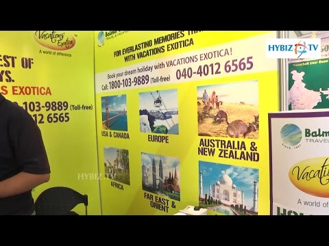 Vacations Exotica India International Travel Mart Hyderabad